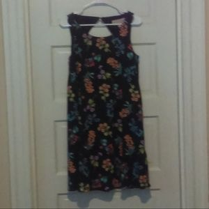 NWT Philosophy Floral Print Sleeveless Dress